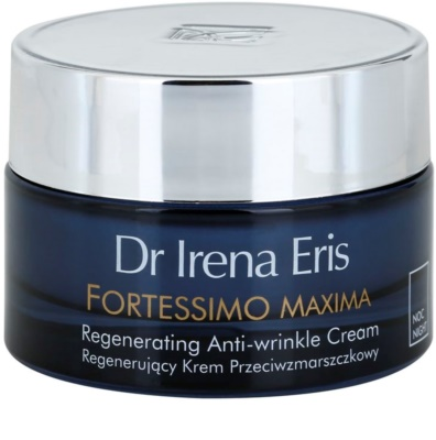 Dr Irena Eris Fortessimo Maxima 55+ regenerierende Nachtcreme gegen Falten