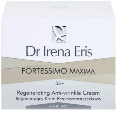 Dr Irena Eris Fortessimo Maxima 55+ nočna regeneracijska krema proti gubam 3