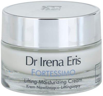 Dr Irena Eris Fortessimo 45+ crema de día con efecto lifting con efecto humectante