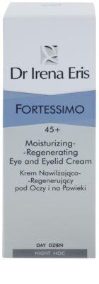 Dr Irena Eris Fortessimo 45+ regenerierende und hydratisierende Creme für die Augenpartien 3