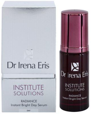 Dr Irena Eris Institute Solutions Radiance rozjasňující protivráskové sérum proti pigmentovým skvrnám 2