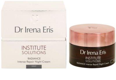 Dr Irena Eris Institute Solutions Radiance regenerierende Nachtcreme zur Verjüngung der Gesichtshaut 2