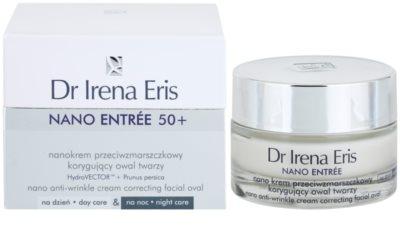 Dr Irena Eris Nano Entrée 50+ protivráskový krém se zpevňujícím účinkem 2