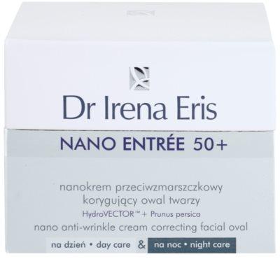 Dr Irena Eris Nano Entrée 50+ krema proti gubam z učvrstitvenim učinkom 3