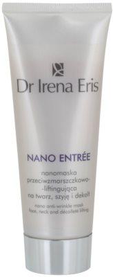 Dr Irena Eris Nano Entrée 50+ ránctalanító lifting maszk arcra, nyakra és dekoltázsra