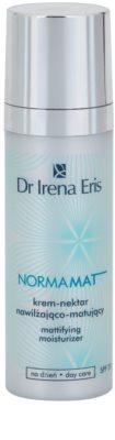 Dr Irena Eris NormaMat матуючий крем із зволожуючим ефектом SPF 20