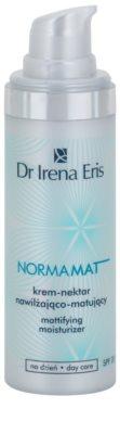 Dr Irena Eris NormaMat crema de matifiere cu efect de hidratare crema de matifiere cu efect de hidratare SPF 20 1