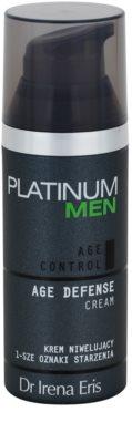 Dr Irena Eris Platinum Men Age Control Creme gegen die ersten Zeichen von Hautalterung SPF 15