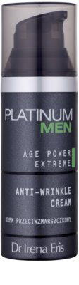 Dr Irena Eris Platinum Men Age Control feszesítő krém érett bőrre