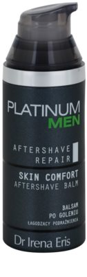 Dr Irena Eris Platinum Men Aftershave Repair balzam za po britju za pomiritev kože 1