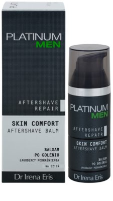 Dr Irena Eris Platinum Men Aftershave Repair balzam za po britju za pomiritev kože 2