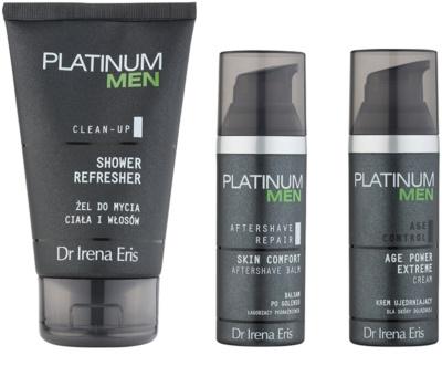 Dr Irena Eris Platinum Men Aftershave Repair kozmetika szett I. 1