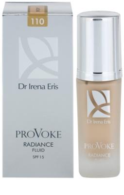 Dr Irena Eris ProVoke rozjasňující fluidní make-up SPF 15 2