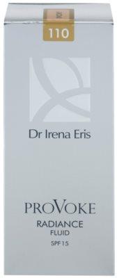Dr Irena Eris ProVoke rozświetlający podkład we fluidzie SPF 15 3