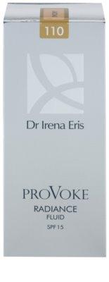 Dr Irena Eris ProVoke bőrvilágosító make-up fluid SPF 15 3