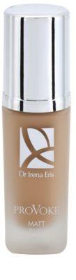 Dr Irena Eris ProVoke matirajoči fluidni tekoči puder SPF 15