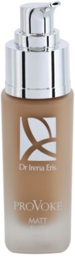 Dr Irena Eris ProVoke Maquilhagem matificante em fluído SPF 15 1