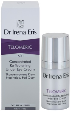 Dr Irena Eris Telomeric 60+ crema para contorno de ojos con efecto lifting SPF 20 2