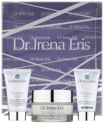Dr Irena Eris Telomeric Ultra 70+ lote cosmético I.