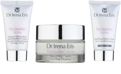 Dr Irena Eris Telomeric Ultra 70+ Kosmetik-Set  I. 1