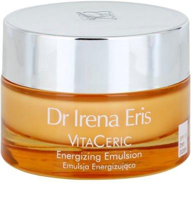 Dr Irena Eris VitaCeric emulsão energizante SPF 15