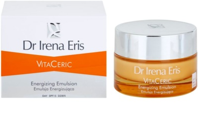 Dr Irena Eris VitaCeric енергизираща емулсия SPF 15 2