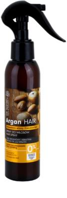 Dr. Santé Argan spray para cabelo danificado