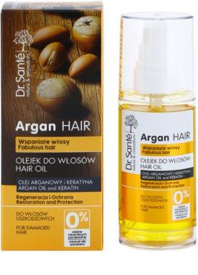 Dr. Santé Argan regenerační sérum pro poškozené vlasy 2