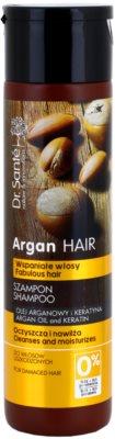 Dr. Santé Argan sampon hidratant pentru par deteriorat