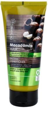 Dr. Santé Macadamia kondicionáló meggyengült hajra