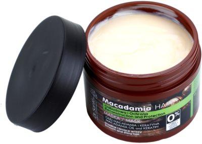 Dr. Santé Macadamia máscara cremosa para cabelo enfraquecido 1