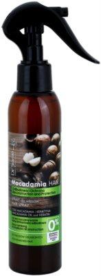 Dr. Santé Macadamia spray para cabelo enfraquecido