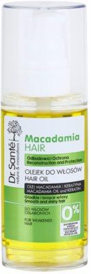 Dr. Santé Macadamia aceite para cabello débil
