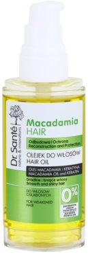 Dr. Santé Macadamia олійка для слабкого волосся 1