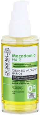 Dr. Santé Macadamia олио  за изтощена коса 1