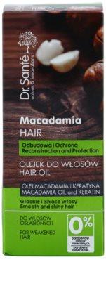 Dr. Santé Macadamia олио  за изтощена коса 3