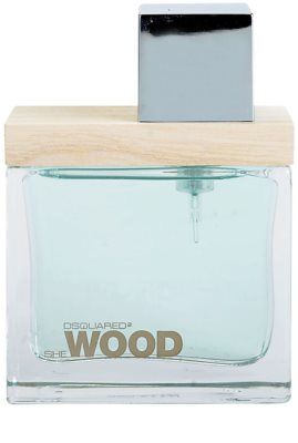 Dsquared2 Crystal Creek Wood Eau de Parfum für Damen 2