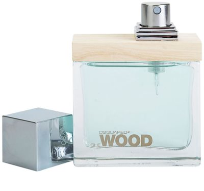 Dsquared2 Crystal Creek Wood Eau de Parfum für Damen 3