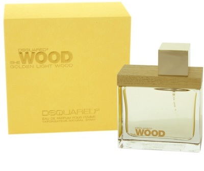 Dsquared2 Golden Light Wood parfumska voda za ženske