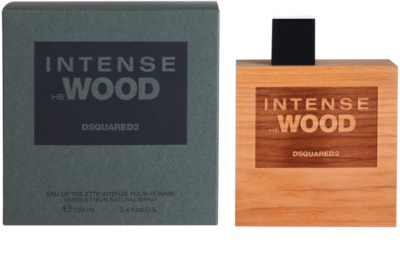Dsquared2 He Wood Intense eau de toilette férfiaknak