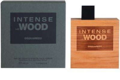 Dsquared2 He Wood Intense Eau de Toilette for Men