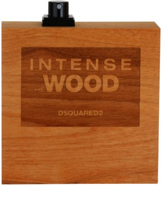 Dsquared2 He Wood Intense toaletná voda tester pre mužov