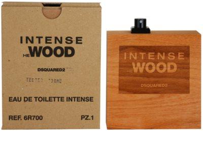 Dsquared2 He Wood Intense woda toaletowa tester dla mężczyzn 2