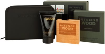 Dsquared2 He Wood Intense darilni set