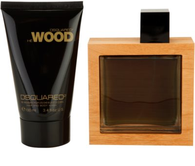 Dsquared2 He Wood Intense darilni set 2