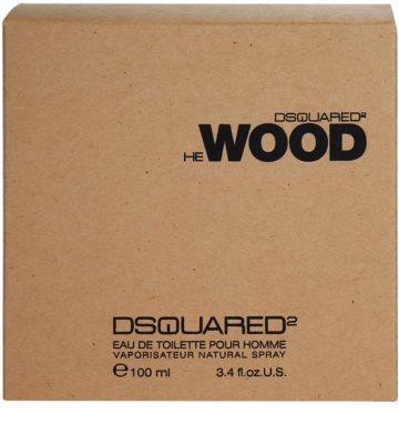 Dsquared2 He Wood тоалетна вода за мъже 4
