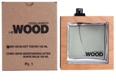 Dsquared2 He Wood toaletní voda tester pro muže 1