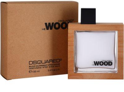 Dsquared2 He Wood borotválkozás utáni balzsam férfiaknak 1