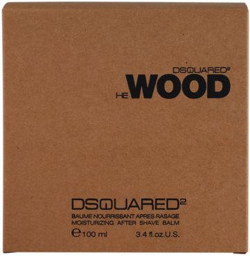 Dsquared2 He Wood After Shave Balsam für Herren 4