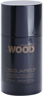 Dsquared2 He Wood desodorante en barra para hombre